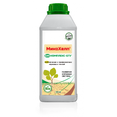МикоХелп® (MycoHelp®) Биокомплекс-БТУ